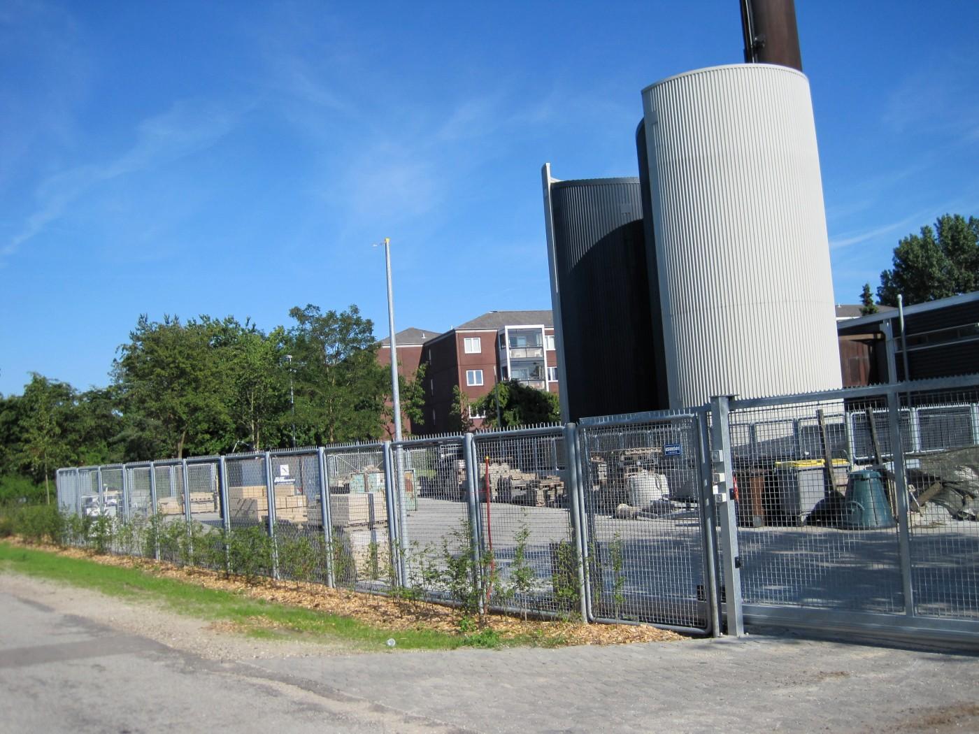 Fabrik nær Hvidovre
